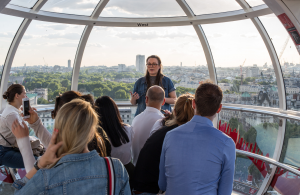 Maria Ferguson on the London Eye for Time Out
